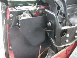 Replacing Factory 3 Point Seat Belts In A 1983 226 1993